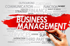 business management header