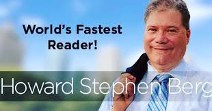 world's fastest reader healhty brain