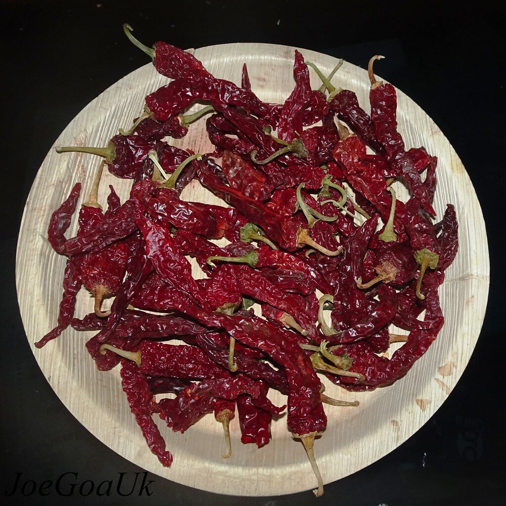 Kashmiri Red Chillies