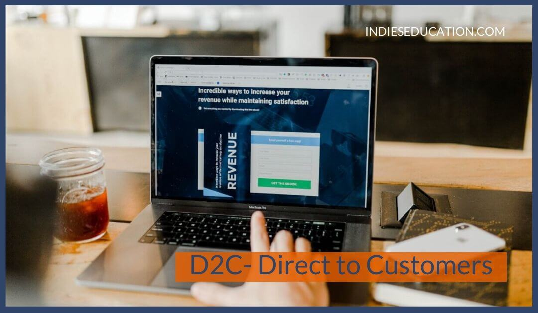 D2C-Direct-to-customers
