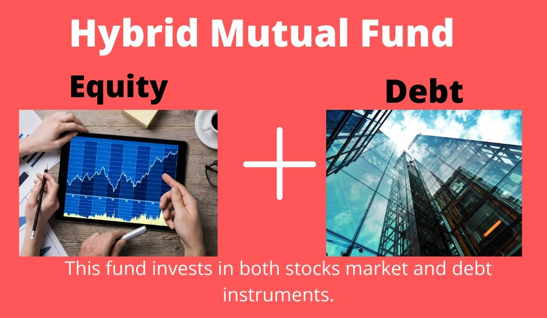 explained about the hybrid fund and its working.