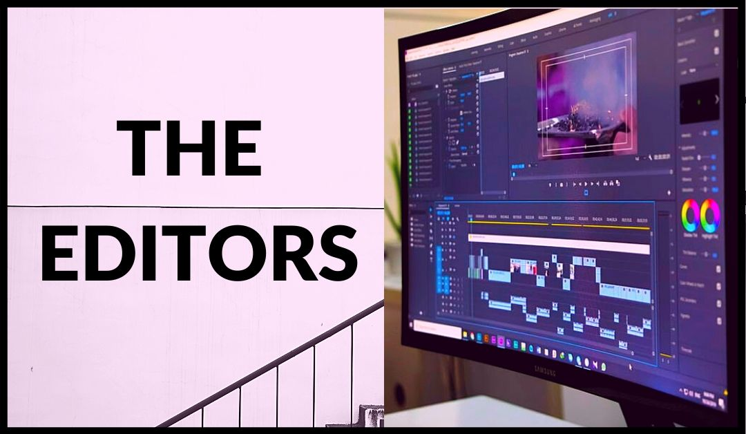THE EDITORS - ALL ABOUT FILM EDITING