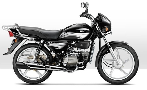 Hero Honda joint venture and launched bike