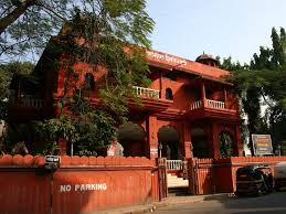image of lal mahal(place in Pune )