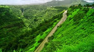 Lonavala nature one of the most famous places to visit near Pune and Mumbai.